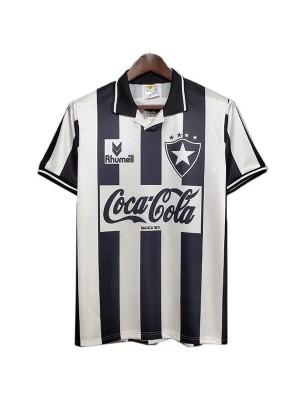 Retro Botafogo Home Soccer Jerseys Mens Football Shirts Uniforms 1994
