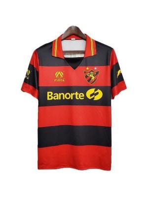 Retro Sport Recife Home Soccer Jerseys Mens Football Shirts Uniforms 1992-1993