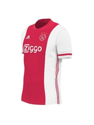 Ajax Home Football Shirt Mens Soccer Jersey 2020-2021