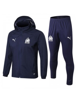 Olympique Marseille Royal Blue Windrunner + Pant 2018/2019