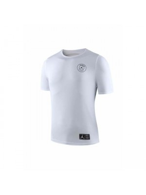 Camicia Paris Saint Germain White girocollo 2019