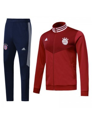 Bayern München Red Tracksuit 2018/2019