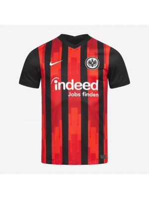 Eintracht Frankfurt Home Soccer Jerseys Mens Football Shirts Uniforms 2020-2021