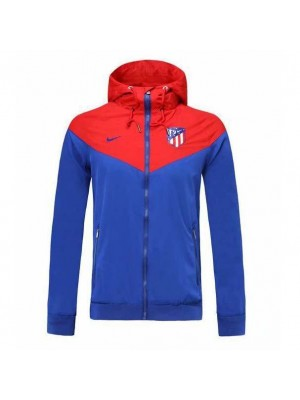 Atletico De Madrid Blue-Red Windbreaker 2019-2020