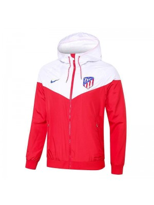 Atletico De Madrid Windrunner Red Jacket 2018/2019