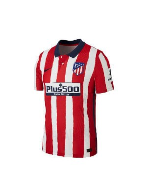 Atletico De Madrid Home Soccer Jersey Mens Football Shirt 2020-2021