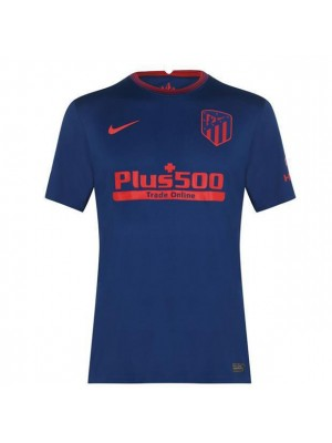 Atletico De Madrid Away Soccer Jersey Mens Football Shirt 2020-2021