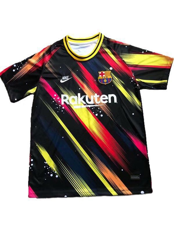 Barcelona Colorful Football Shirt Mens Soccer Training Jersey 2020 2021