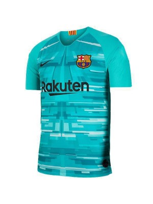 Barcelona Goalkeeper Football Jersey Blue 2019-2020
