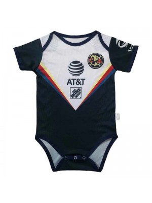 Club America Away Baby Onesie Jersey Jumpsuit 2020-2021