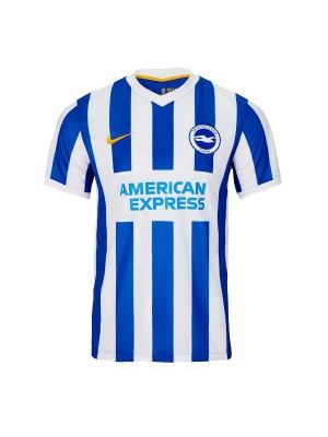 Brighton And Hove Albion Home Soccer Jersey Football Uniforms 2021-2022