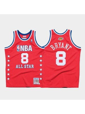 Kobe Bryant 8# All Star Authentic Mens Jersey By Mitchell Ness 2003