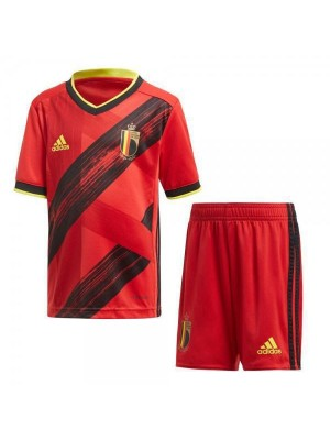 Kit calcio calcio Home Belgio 2019-2020