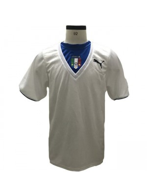 Italy Away Retro Football Shirt Champions Edition 2006