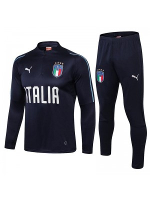 Italy Royal Blue Tracksuit 2018/2019