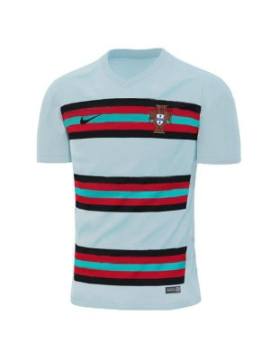 Portugal Away Euro 2020 Mens Soccer Jersey