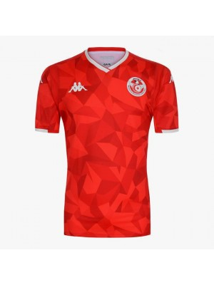 Tunisia 2019 Africa Cup Home Jersey