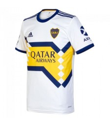 Boca Juniors Away Soccer Jersey 2020-2021