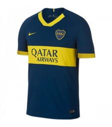 Boca Juniors Home Football Shirt Mens Soccer Jersey 2019-2020