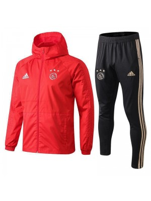Ajax Red Windrunner+Pant 2018/2019