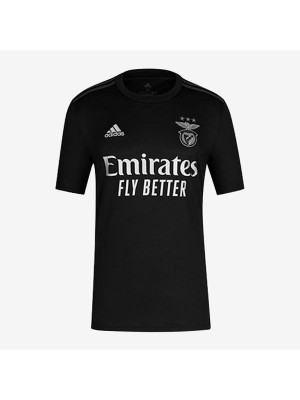 Benfica Away Soccer Jerseys Mens Football Shirts Uniforms 2020-2021