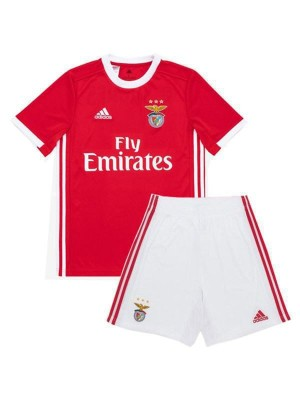 Benfica Home Kids Kit Children Soccer Shirt 2019-2020