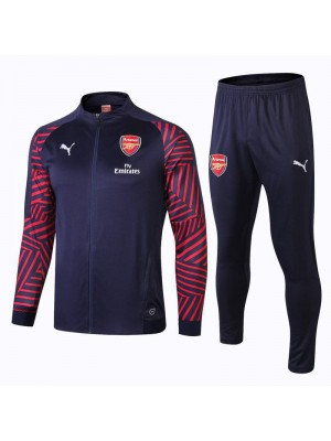 Arsenal Blue Tracksuit 2018/2019