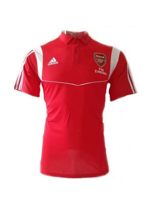 Arsenal Red Polo 2019