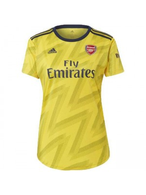 Arsenal Away Women Soccer Jersey 2019-2020