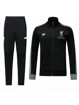 Liverpool Black Tracksuit 2018/2019