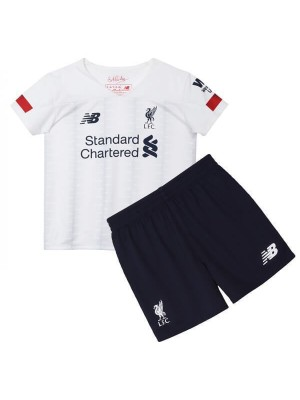Liverpool Away Kids Football Kit 2019-2020