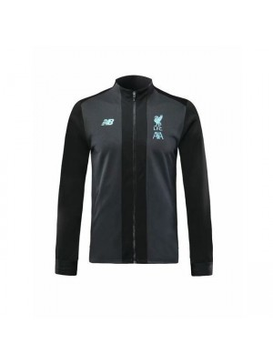 Liverpool Black Training jacket 2019-2020