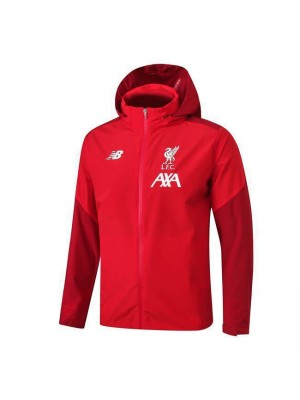 Liverpool Red Soccer Windrunner 2019-2020
