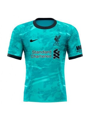 Liverpool Away Soccer Jersey Mens Football Shirt 2020-2021