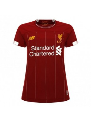 Liverpool Football Shirt home Women Jersey 2019-2020