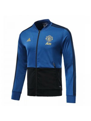 Manchester United Blue Jacket 2018/2019