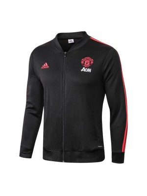 Manchester United Black Jacket 2018/2019