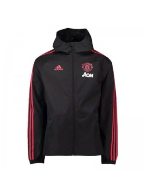 Manchester United Black Windrunner 2018/2019