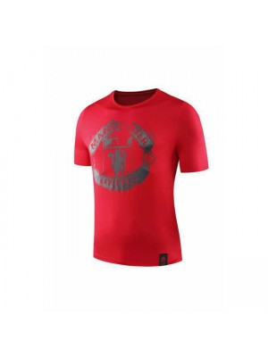 Camicia girocollo Manchester United Red 2019