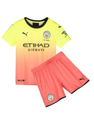 Calcio kit Manchester City terzi 2019-2020