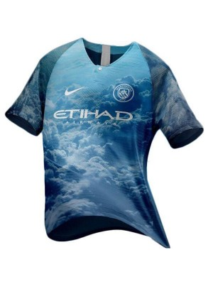 Manchester City Fifa19 Digital 4th Kit Limited Edition Jersey 2019