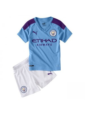 Kit Home Jersey Manchester City Kids 2019-2020