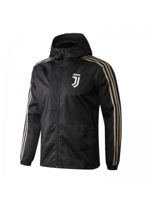 Juventus Black Windrunner 2018/2019