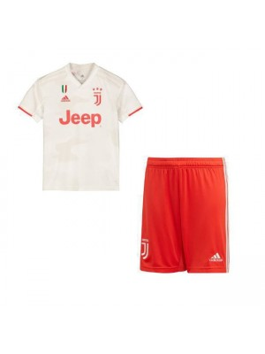 Juventus Away Kids Football Kit 2019-2020