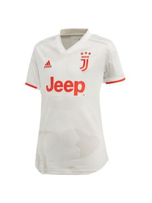 Juventus Away Women Soccer Jersey Football Shirt 2019-2020