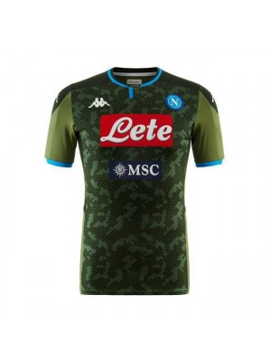 SSC Napoli Away Soccer Jersey Mens Football Shirt 2019-2020