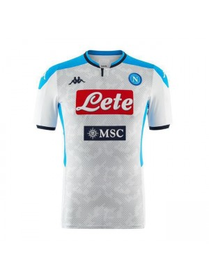 SSC Napoli Third Soccer Jersey Mens Football Shirt 2019-2020