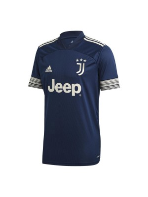 Juventus Away Soccer Jerseys Mens Football Shirts Uniforms 2020-2021