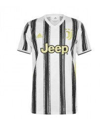 Juventus Home Soccer Jersey Mens Football Shirt 2020-2021