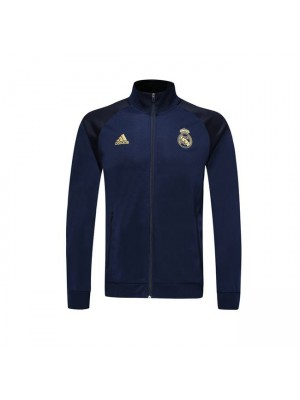 Giacca versione Real Madrid Player Blue Player 2019-2020